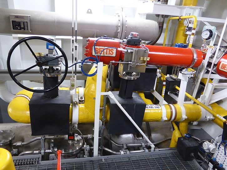 LNG-Aufbereitungsanlage