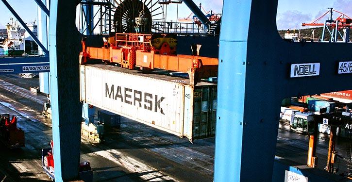 Seit dem 1.Juli müssen Verlader das verifizierte Bruttogewicht jedes Containers an die Reedereien melden.