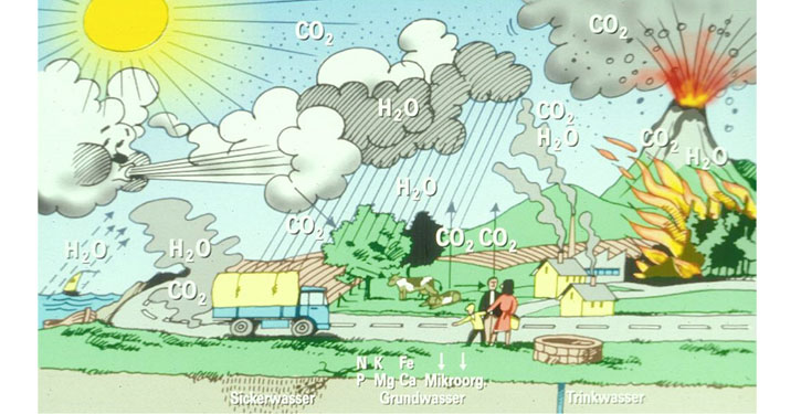 Der CO2-Kreislauf