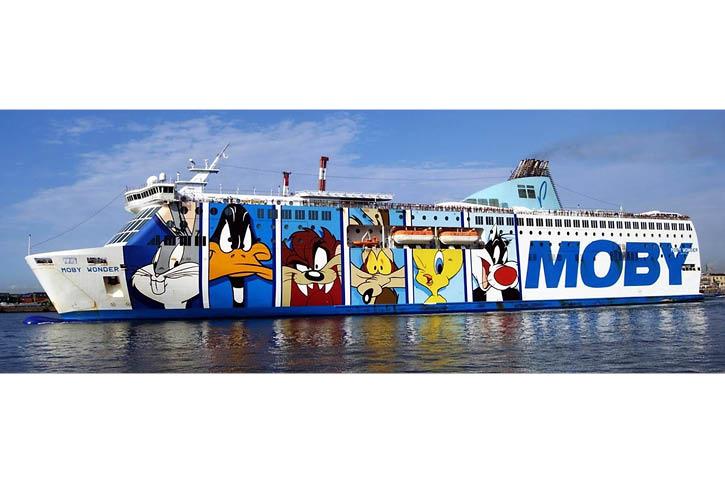 Die Disney Wonder ist ein Kreuzfahrtschiff der Reederei Disney Cruise Line.