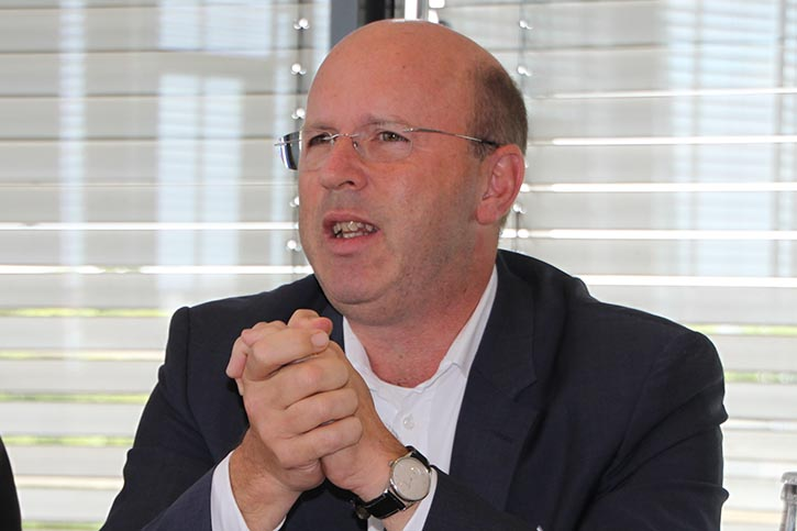 Martin Johannsmann Vorstand im VDMA