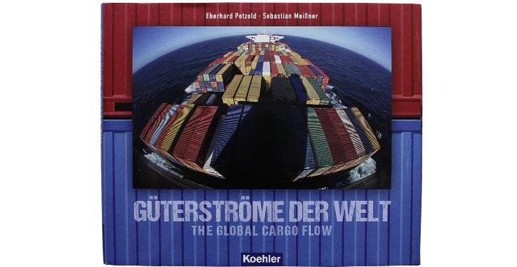 Buchcover Güterströme der Welt.