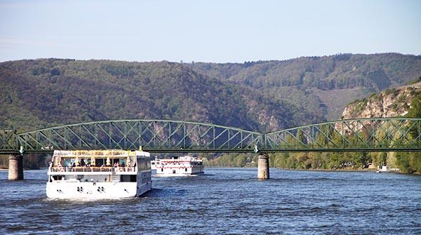 Flusskreuzfahrtreisen auf der Donau sind beliebter denn je.