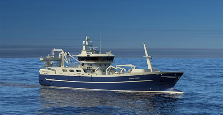 A new GUNNAR LANGVA will join the Norwegian fleet in 2019.