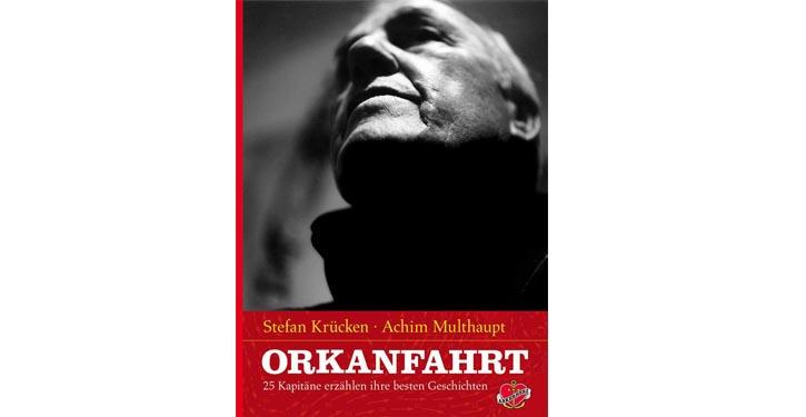 Buchcover Orkanfahrt.