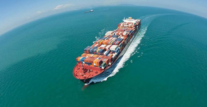 Hapag-Lloyd Containerschiff. © Reederei