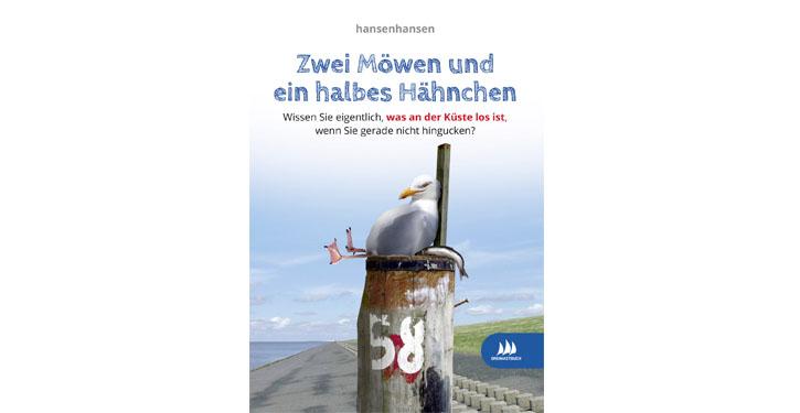Buchcover zwei Möven. © Verlag