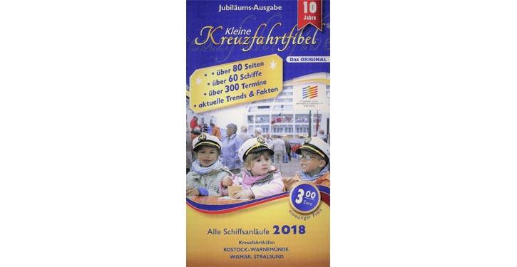 Cover Kreuzfahrtfibel. © Verlag