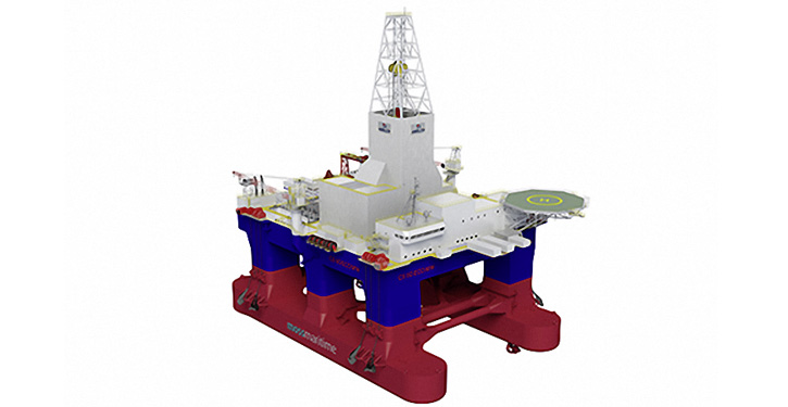 The CM-SD1000 drilling rig
