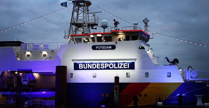 Schiffs-Impessionen. ©Pospiech