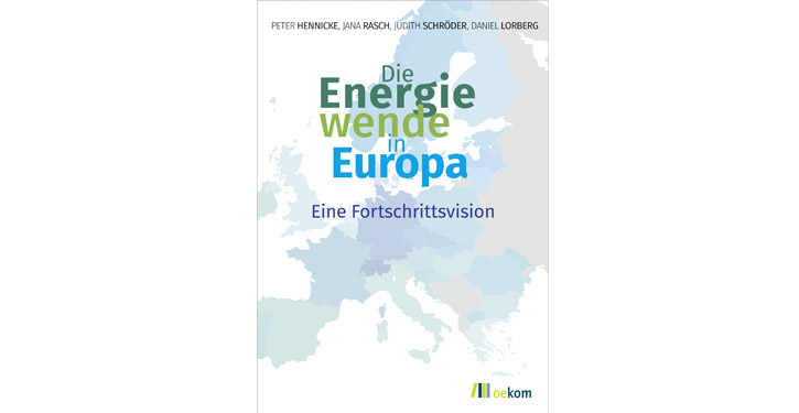 Cover Energiewende Europa
