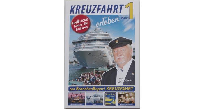 Buchcover Kreuzfahrt erleben