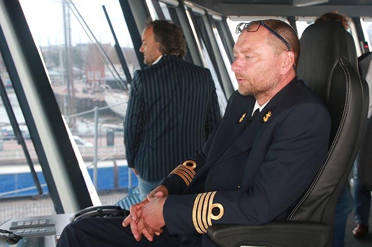 Kapitän Gerard Pont