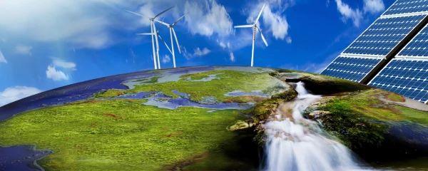 Die vorhandene Energie wird nur beliebig von einer Form in eine andere umgeformt