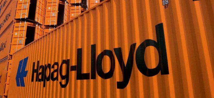 Hapag Lloyd erweitert Containerflotte. © HapagLloyd