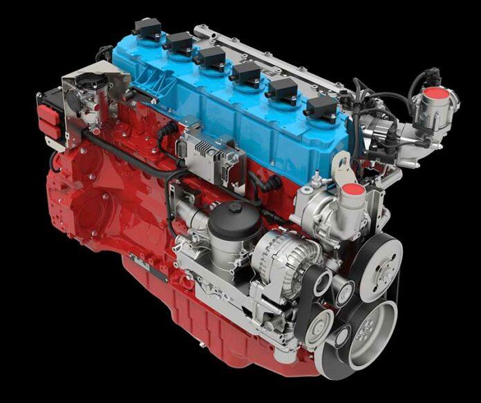 Der neue Wasserstoffmotor TCG 7.8 H2