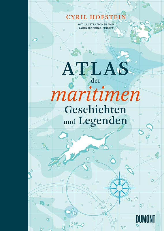 Cover Atlas der maritimen Geschichten und Legenden